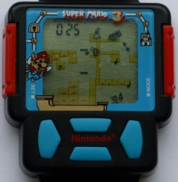 Nintendo Game Watch: Super Mario Bros. 3