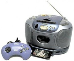 Aiwa Mega CD (CSD-GM1)