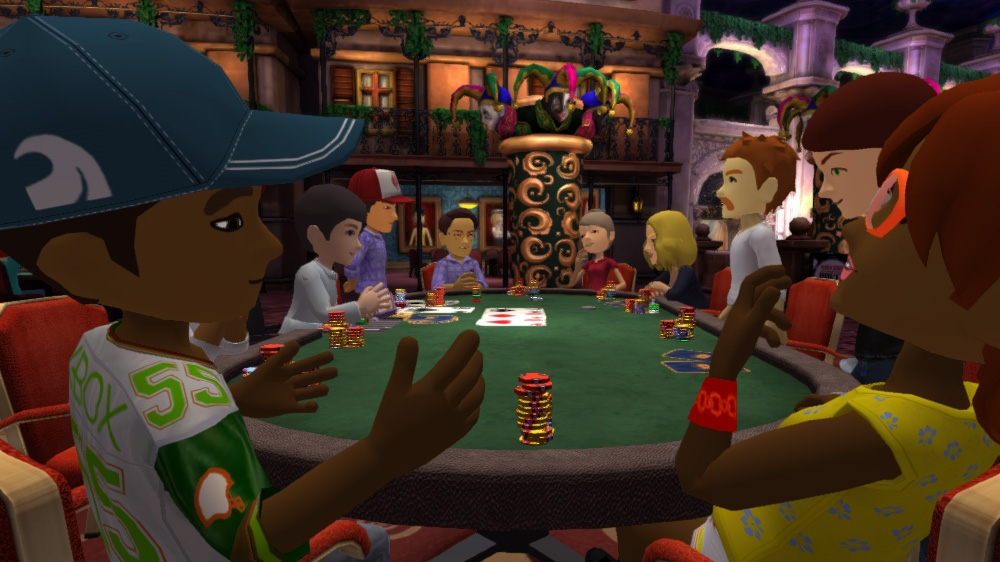 Xbox poker review