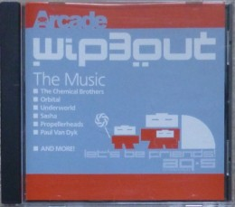Arcade: Wipeout CD