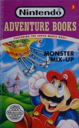 Nintendo Adventure Books: cover