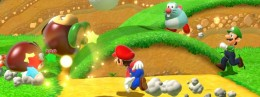 Super Mario 3D World still being outsold by Knack