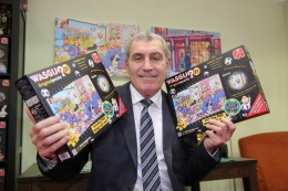Peter Shilton, Toy Fair 2014