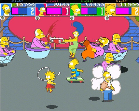 The simpsons arcade game apk | The Simpsons™: Tapped Out