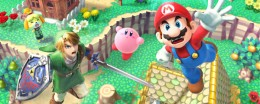 3DS Super Smash Bros. packs a wallop