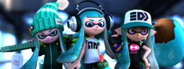 Take splat! First-person soaker Splatoon launches this week
