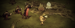 Buy Don't Starve on Wii U; suddenly become immensely popular