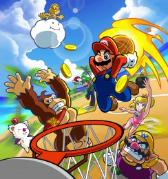 Artwork_Mario_Slam_Basketball_3