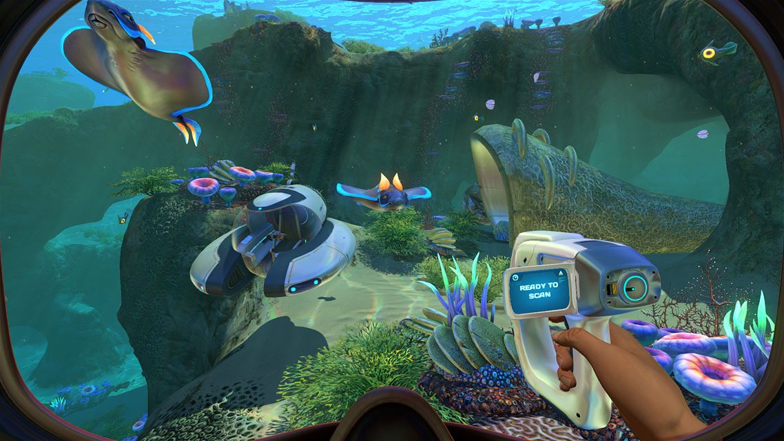 subnautica how to find the nuclear reactor fragment