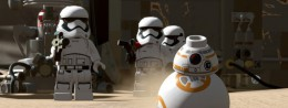 Want LEGO Star Wars: The Force Awakens on Wii U this week? Going digital is your only hope