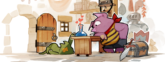 An interview with the boy wonders behind The Dragon's Trap