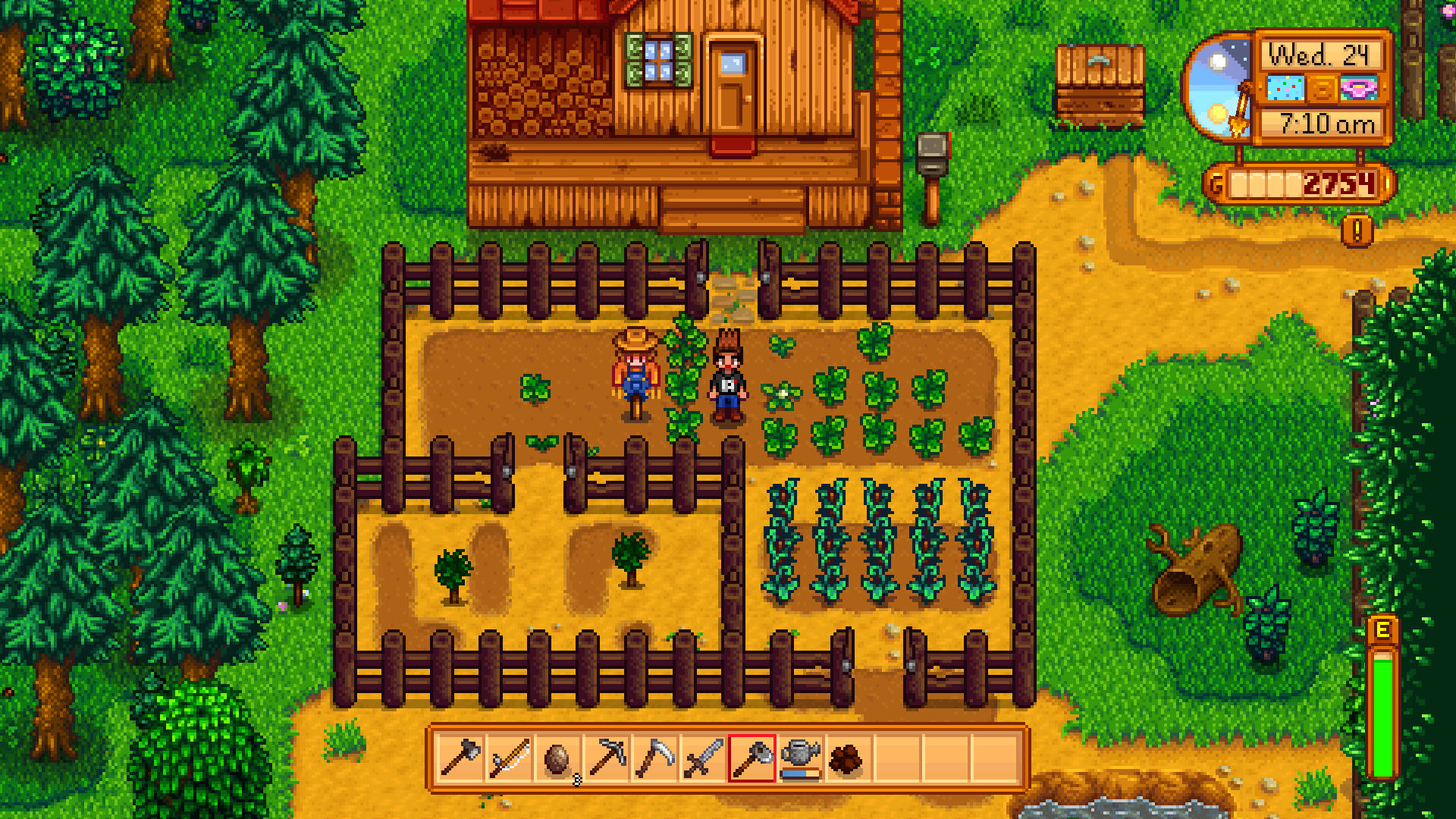 how to break up stardew valley