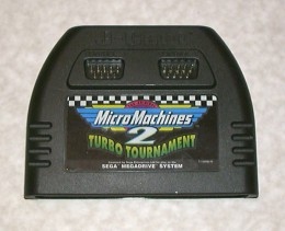 Micro Machines 2 Turbo Tournament J-Cart