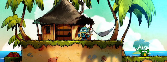 Wonder Boy The Dragon's Trap (3)
