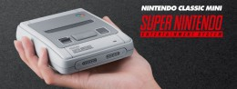 Nintendo Classic Mini: Super Nintendo Entertainment System revealed