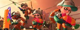 This week's new UK eShop releases, including Splatoon 2 review round-up