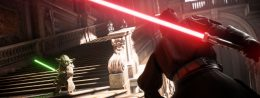 Battlefront 2 enters at #2 in the UK chart, while five other new titles make the top ten