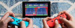 Swinging when you're winning – Mario Tennis Aces takes UK chart top spot