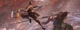 Sekiro: Shadows Die Twice vertically traverses the UK chart