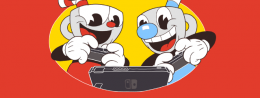 Pugilistic platformer Cuphead arrives on Switch next month