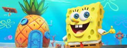What did critics say about SpongeBob: Battle for Bikini Bottom in 2003?