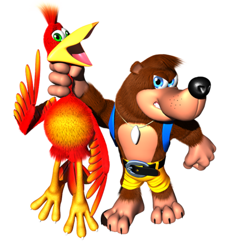 banjo kazooie - photo #36