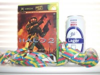 Halo 2 (and lager)