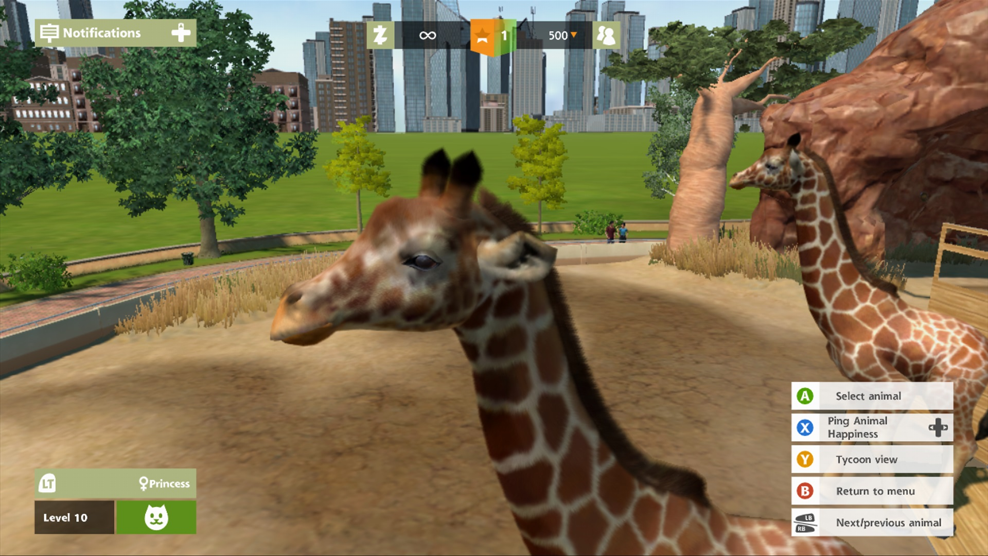 Zoo Tycoon – Review – Games Asylum