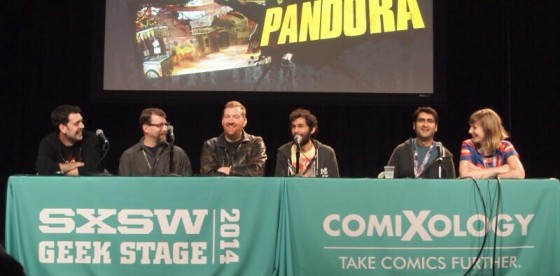 Tales from the Borderlands, SXSW