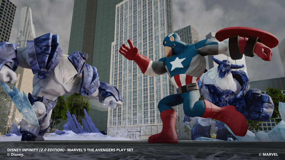 Disney Infinity: Marvel Super Heroes – Review – Games Asylum