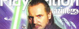 The Official PlayStation Magazine versus the Star Wars: Phantom Menace hype machine