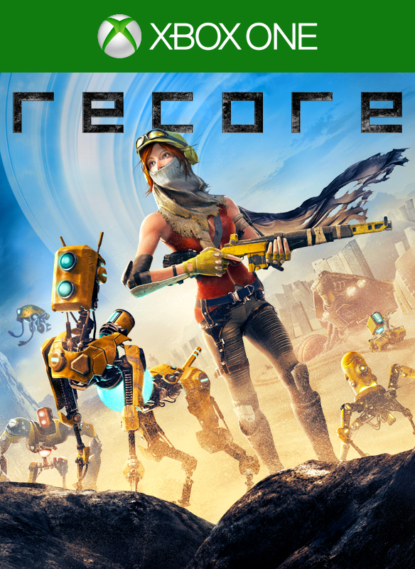 ReCore retailing at £29 99, includes Banjo-Kazooie: Nuts and