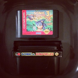 Sonic & Knuckles cartridge