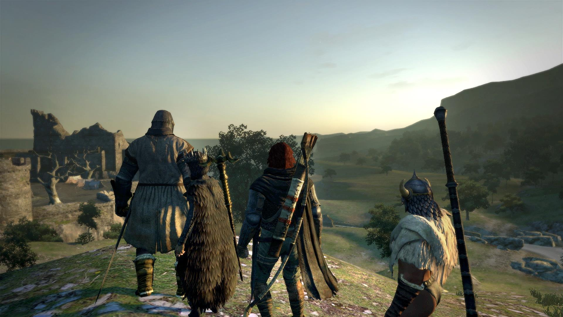 Five Reasons To Be Excited About Dragon S Dogma On Switch Games Asylum