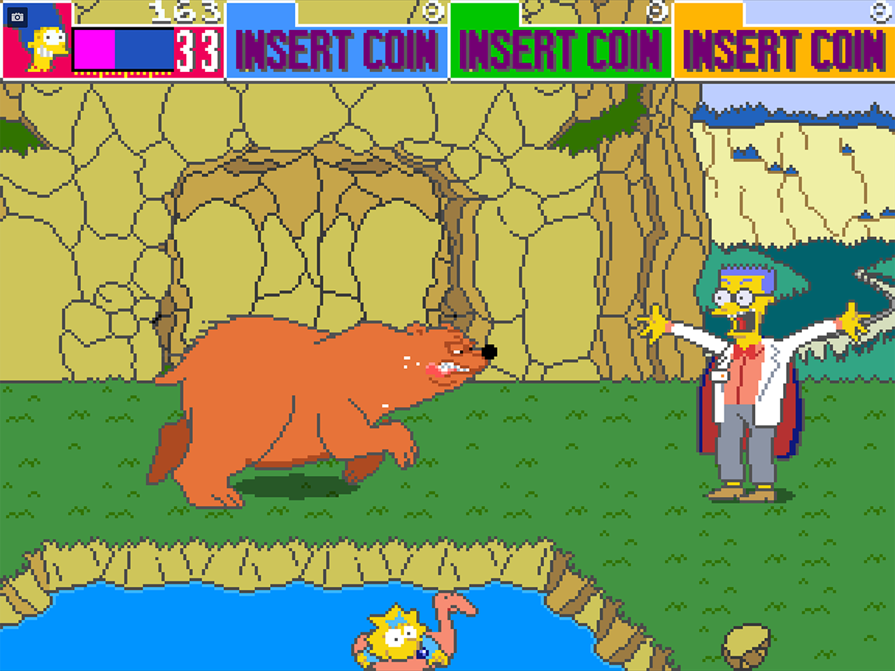 Is The Simpsons Arcade Game as good as you remember? – Games Asylum