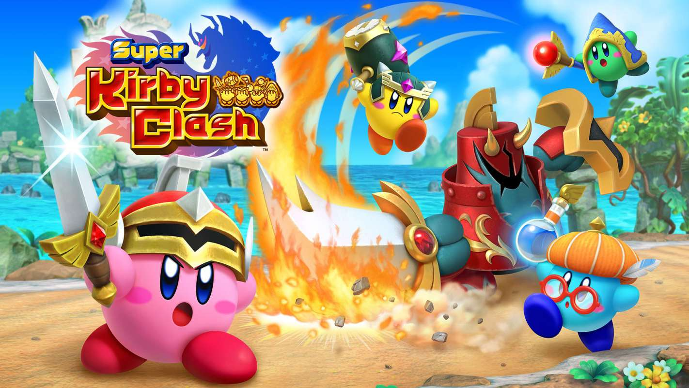 Super Kirby Clash, Deadly Premonition Origins, and Divinity