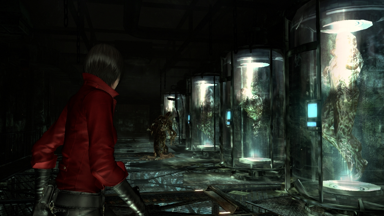 Resident Evil 6 The Scare S The Limit Games Asylum
